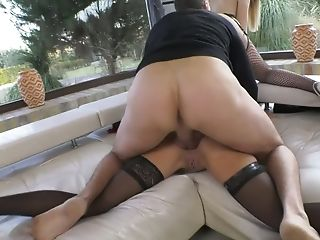 Ass Fucking, Ass Licking, Beauty, Brunette, Cute, Dick, FFM, Hardcore, Horny, Rough,