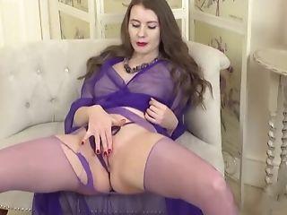 Babe, Boobless, British, Brunette, Female Orgasm, Fetish, Jerking, Joi, Lingerie, Masturbation,