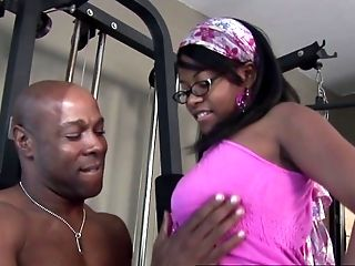 Big Black Cock, Big Cock, Black, Blowjob, Bukkake, Cunnilingus, Doggystyle, Facial, Fitness, Glasses,