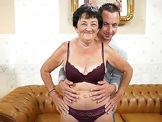 Big Tits, Blowjob, Brunette, Cumshot, Dick, Fetish, Granny, Hairy, HD, Natural Tits,