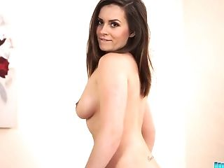 Babe, Beauty, Big Tits, Brunette, Curvy, Cute, Erotic, HD, Lingerie, MILF,