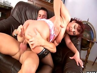 Ass, BBW, Big Tits, Blowjob, Bukkake, Couch, Cumshot, Curvy, Facial, Handjob,
