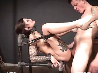 BDSM, Bondage, Dick, Dress, Fetish, Piercing, Submissive, Teen,