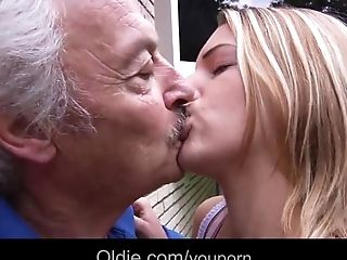 Ass Licking, Blowjob, Cum In Mouth, Cumshot, Dick, Doggystyle, Fat, Felching, Gokkun, Grandpa,