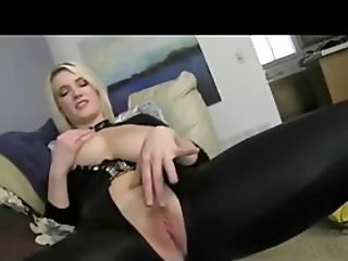 BBW, Blonde, Catsuit, Joi, Latex, POV, Softcore,