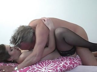 69, Babe, Bedroom, Blowjob, Boobless, Cum In Mouth, Cumshot, Doggystyle, Facesitting, HD,