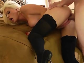 Alexis Ford, American, Babe, Bedroom, Blonde, Escort, From Behind, Gorgeous, Hardcore, MILF,