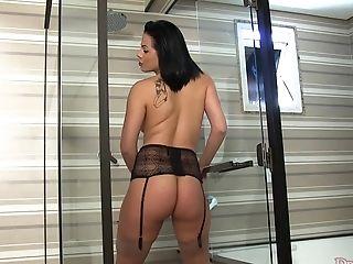 Casting, Orinando, Sexy, Transformista, Ducha,