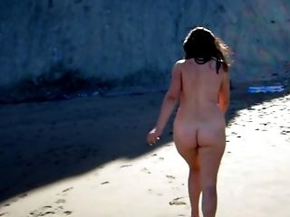 Amateur, Babe, Beach, HD, Nature, Nipples, Outdoor, Solo, Wife,