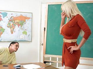 Big Tits, Blonde, Puma Swede, Tall, Teasing,