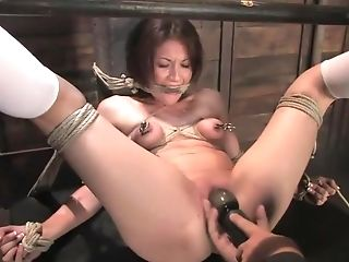 BDSM, Experienced, Hogtied, Karrlie Dawn,