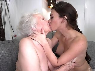 Amateur, Couch, Experienced, Foreplay, Granny, Hairy, HD, Lesbian, Moaning, Mom,