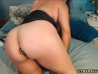 BBW, Beauty, Brunette, Chubby, Green Eyes, Jerking, Masturbation, Model, Sex Toys, Solo,
