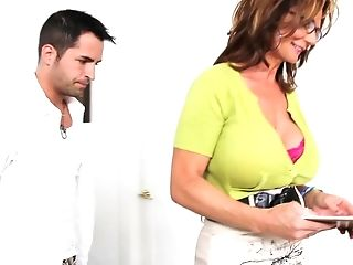 Big Tits, Couch, Deauxma, From Behind, Hardcore, Mature, MILF, Pornstar, Story, White,