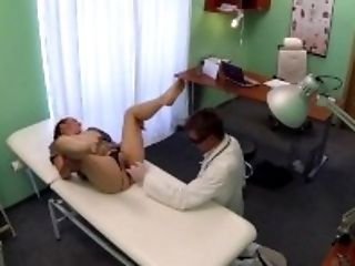 Clinic, College, Cute, Dirty, Doctor, Examination, Fingering, Hidden Cam, Nurse, Pussy,