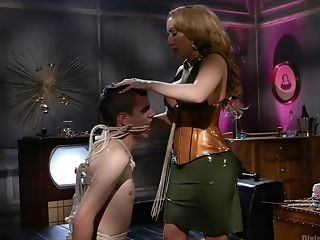 Ass, BDSM, Bondage, Femdom, Fetish, Latex, Mistress, Pegging, Richelle Ryan, Sex Toys,