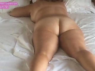 Bedroom, Hidden Cam, MILF, Voyeur,