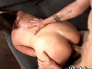 Big Ass, Blowjob, Bold, Brunette, Bukkake, Caucasian, Couple, Cumshot, Ethnic, Facial,