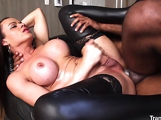 Anal Sex, Interracial, Shemale,