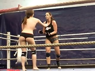 Big Tits, Brunette, Club, Eliska Cross, Fighting, French, HD, Lesbian, Lisa Sparkle, Nude,