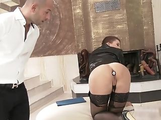 Anal Sex, Anna Polina, Big Tits, Blowjob, Brunette, Cumshot, Cunnilingus, Dildo, Facial, Gaping Hole,