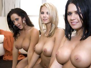 Ashlynn Brooke, Playa, Pene, Eva Angelina, Jayden Jaymes, Cabalgando,