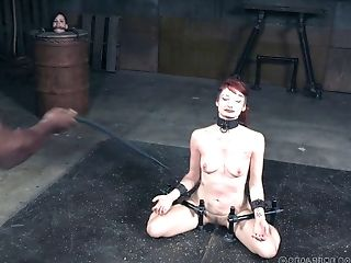 BDSM, Blindfold, Dungeon, Fetish, Ginger, Redhead, Torture,