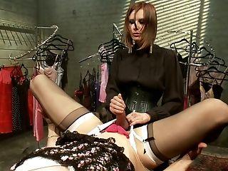 BDSM, Dick, Domination, Humiliation, MILF, Mistress, Sex Toys, Slut, Strapon, Submissive,