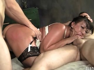 Amazing, Ava Devine, Dirty, Hardcore, MILF, Mmf, Pornstar, Slut, Threesome,