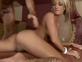 Sesso Anale, Culone, Tette Grosse, Biondo, Pompino, Hd, Pearl Diamond,