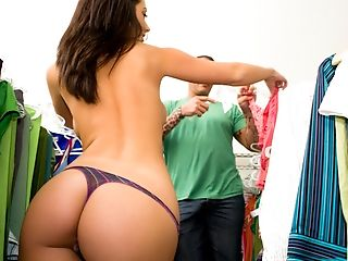 Amazing, Ass, Bikini, Brunette, Cute, Fingering, Jayden Jaymes, Legs, Long Hair, Panties,