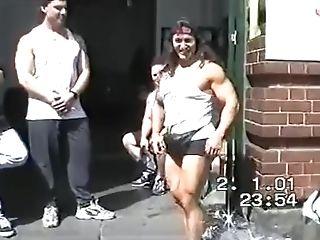 Fetish, Muscular,