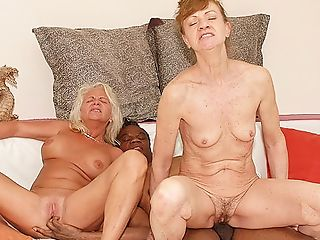 Anal Sex, Big Cock, Granny, Interracial, Orgy,