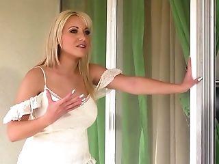 Blonde, Hardcore, Jasmine Tame, Licking, MILF, Neighbor, White,