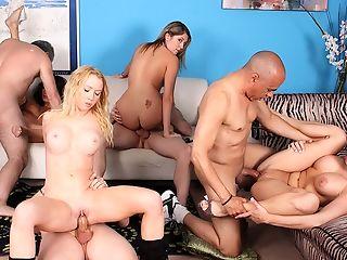 Babe, European, Group Sex, Hardcore, Orgy, Pornstar, Teen,
