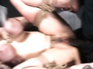 Anal Sex, Arabelle Raphael, BDSM, Big Black Cock, Big Cock, Big Tits, Black, Blowjob, Bondage, Brunette,