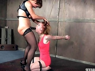 Babe, BDSM, Bondage, Cute, Femdom, Fetish, Mistress, Pretty, Strapon, Torture,