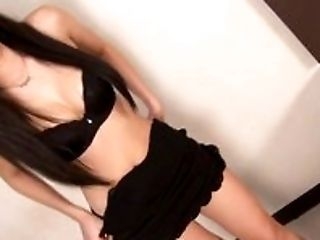 Asian, Babe, Brunette, Cute, Dancing, Erotic, Ethnic, Music, Natural Tits, Pussy,