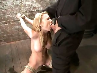 BDSM, Big Tits, Holiday, Madison Scott,